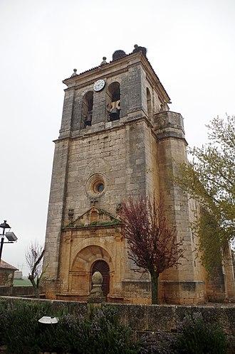 Cordovilla la Real - Image: Cordovilla la Real 05 iglesia by dpc