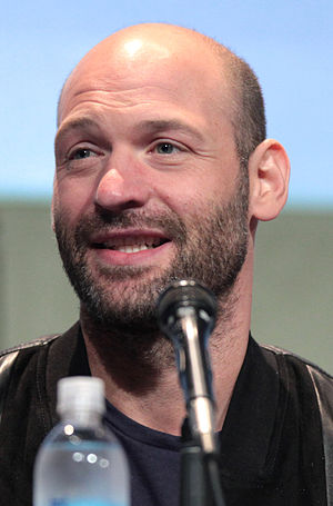 Corey Stoll - Stoll at the 2015 San Diego Comic-Con International.