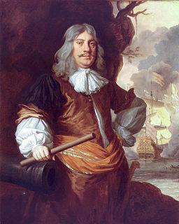 Cornelis Tromp Dutch admiral