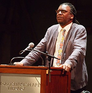 Cornelius Eady - reading at Folger Shakespeare Library, 2014