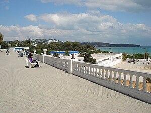La Marsa - El Marsa beach