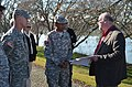 Corps commanding general visits Sacramento levees (8392817387).jpg