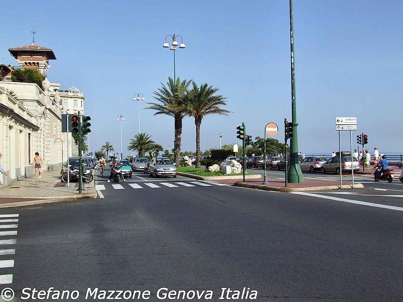 File corso italia wikimedia commons for Corso arredatore d interni roma