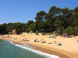 Costa Brava Spain, Girona, Catalonia, Spain