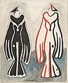Costumes for 'New Faces' (?), Radio City, Female Dominoes MET DP804815.jpg