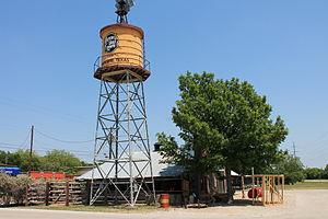 Cotton Belt Railroad Industrial Historic District - Image: Cotton Belt Railroad Industrial Historic District 2