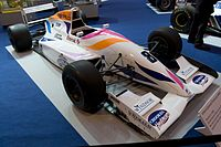 David Coulthard's Reynard 93D