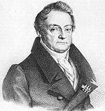 Count Waldstein: portrait by Antonín Machek, c. 1800 (Source: Wikimedia)