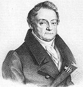 Portrait du Comte Waldstein