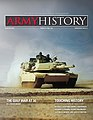 Cover of Army History vol. 118.jpg