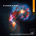 Cover of brochure El universo de ALMA.jpg