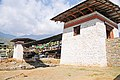 Covered bridge to the Thimphu market - Bhutan - panoramio (1).jpg