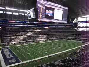ATT Stadium Wikipedia - 12 american college sports venues to see before you die