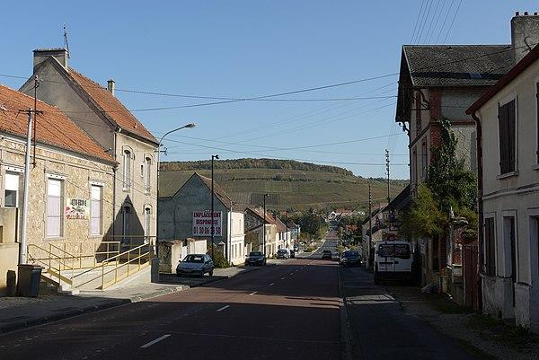 Photo de la ville Crézancy