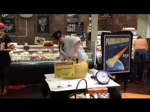 File:Cracking a Parmesan Wheel-9MAR2013.webm