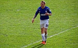 Craig Bellamy - Craig Bellamy playing for Cardiff