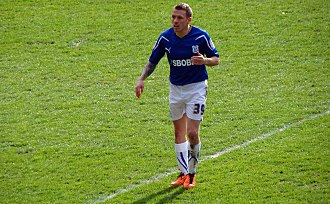 Craig Bellamy - Craig Bellamy playing for Cardiff