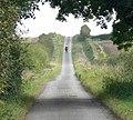 Cranoe Road towards Cranoe - geograph.org.uk - 569301.jpg
