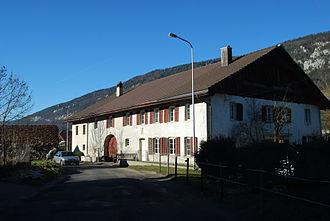 Crémines - A house in Crémines