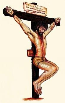 Resultado de imagen para 35,2. Cristo estaba muerto en la cruz