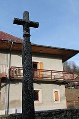 croix de cimetière de la Correrie