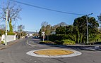 Crossroad of Bristol St and Holly Rd, St Albans, Christchurch, New Zealand.jpg