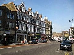Kaŭriĝo End Hill, N8 - geograph.org.uk - 988404.jpg