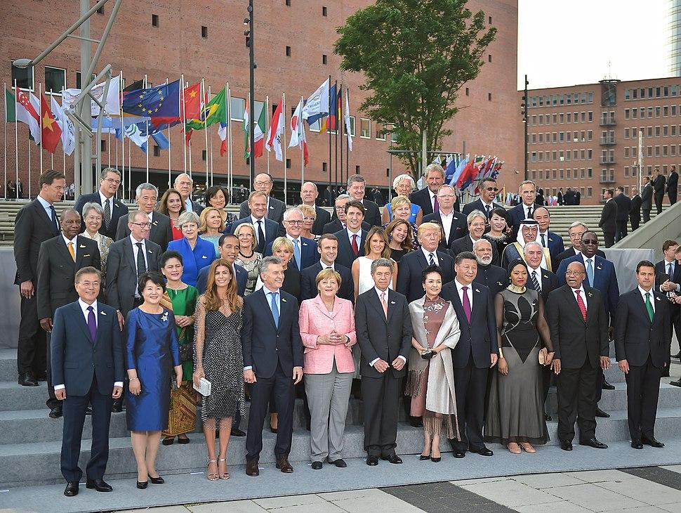 Cumbre de Líderes del G20 (35741193546)