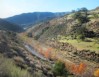 Cuyama River river in the United States of America