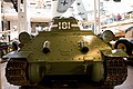 Czechoslovak-produced T-34-85 tank at the Imperial War Museum London 10.jpg