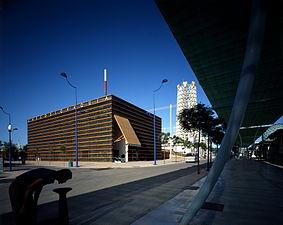 Czechoslovak Pavilon EXPO 92 Sevilla.jpg