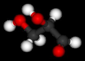 Glyceraldehyde - D-glyceraldehyde