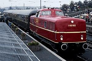 DB Class V 80 - Image: DB280 002 7 1