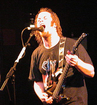 CKY (band) - CKY's founding frontman Deron Miller wrote the majority of the band's lyrics and music during his tenure.