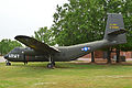 DHC YC-7A Caribou 0-73080 (10562144594).jpg