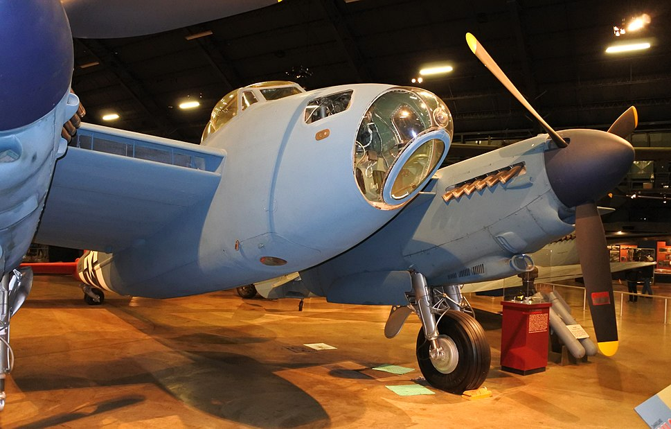 DH 98 Mosquito fore