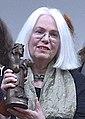 DJLP 2015-Sabine Friedrichson auf dem Gruppenfoto der Preisträger c Jose Poblete (cropped).jpg