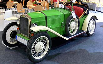 DKW Typ P - DKW PS 600 sports roadster