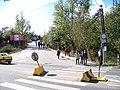 DOD metro Motol, přechod přes Kukulovu (01).jpg