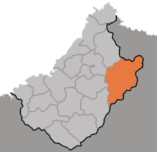 Rangrim County County in Chagang Province, North Korea