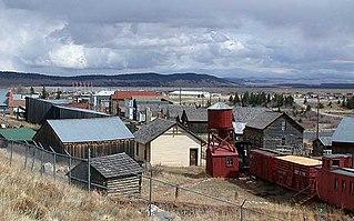 Fairplay, Colorado Town in Colorado, United States