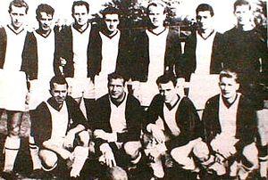 Debreceni VSC - Debrecen in 1964