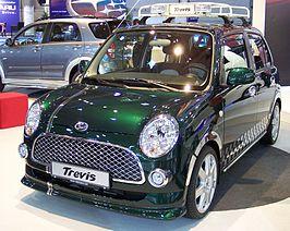 Daihatsu Trevis Wikipedia
