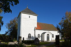 Dalum church