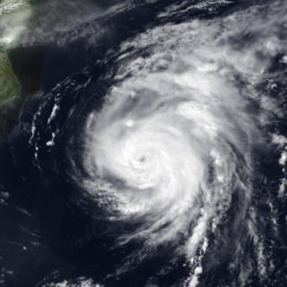 Hurricane Danielle (1998) Category 2 Atlantic hurricane in 1998