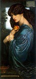Dante Gabriel Rossetti - Proserpine.JPG