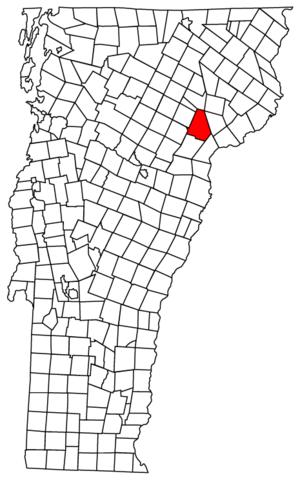 Danville, Vermont - Image: Danville vt highlight