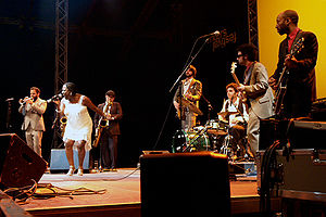 Sharon Jones & the Dap-Kings - Image: Dap kings 5257766w