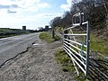 Darley Road (B5057) - An Open Gate - geograph.org.uk - 373391.jpg