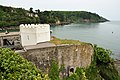 Dartmouth Castle false crenellations.jpg